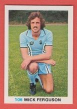 Coventry City Mick Ferguson